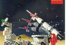 mes Lego space classic