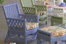 мебель - плетёная