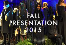 Fall Presentation 2015 / Enter the Urban Forest.  / by Elie Tahari
