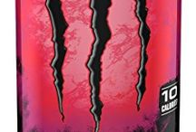 energy drinks / to able to drink energy drinks once awhile but to having all and keeping all kinds of energy drinks
