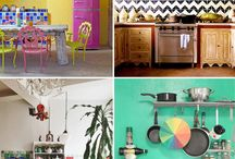 Colourful Homes For Modern Living / Inject some fun into your house with great design and vibrant colours