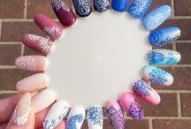 Nail Art | Stylograph, lace