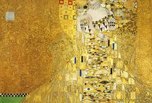 Gustav Klimt / Klimt - one of the greatest of the Art Nouveau era along with Mucha.