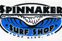 Surf Shops and Outdoor Equipment Rentals / Places to buy and/or rent outdoor equipment such as surf boards, bikes, paddle boards, canoes, etc.