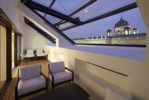 Attics, Roof additions