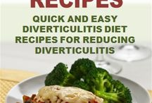 Diverticulitis recipes