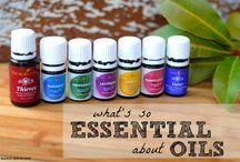 Oils - Essential / About essential oils  / by Samonia Byford