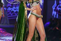 CAROLINE  TRENTINI  blonde beauty  sexy  Supermodel