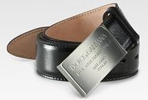 Belt inspiration