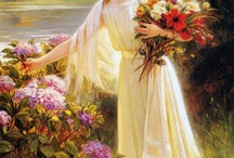 PEINTRE ALBERT LYNCH (1851-1912)