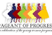 Young Women's / by Helen LeBrett