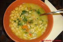 Supe si ciorbe in bucataria cu noroc / Retete traditionale de supe si ciorbe