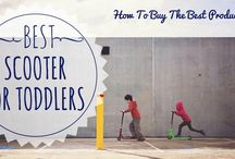Best Scooter For Toddlers: How To Buy The Best Product In 2017