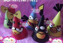 Angry Birds / by Trina Hernaez