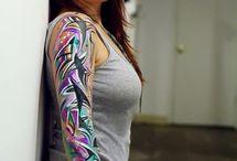 Tattoo me... / by Natasha Laisure