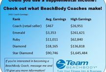Beachbody / Fitness / by Jill Earle