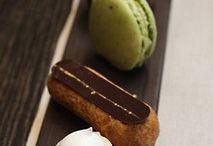 Dessert : migniardise