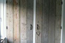 Ideeën voor een deur