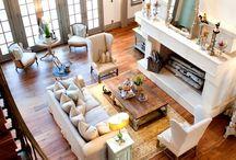 Living Room  / by Stephanie Farmer
