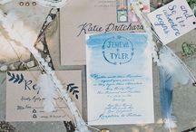 wedding - stationery