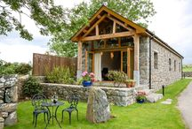 converted barns / Beautiful examples of barn conversions; bathrooms, kitchens, art studio possibilities...someday!!