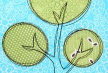 Doodle Art & Stitching