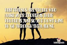 Friendship Quotes / Collection of our Best Friendship Quotes from http://www.halchalguru.in/category/quotes/friendship-quotes/