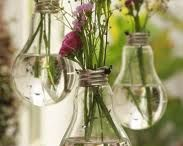 Lightbulb flowers