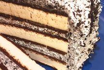 COOKIES&CREAM ICE CREAM CAKE