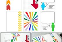 printables / project life / mostly 4x6 or 3x4 filler cards for project life