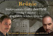 Reünie, roman van Gaby den Held