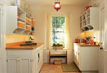 Laundry Rooms / by Cherie