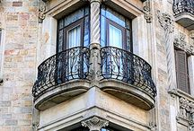 Cities | Paris Architecture and Streetscapes / by Merry