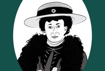 Illustrated Women in History