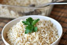 Rice Recipes / Rice Recipes