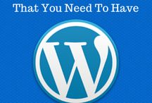 Everything Wordpress