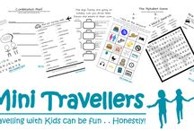 Travel toys and games for kids