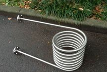 serpentina / serpentine per stufa scalda acqua