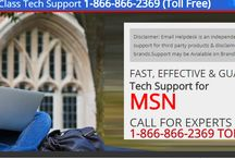 MSN Customer Service 1-866-866-2369 Toll-Free