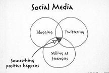 Social Media Infographics / Social Media, Marketing and Tech Infographics