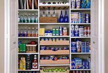pantry ideas / by Cindy Beglin