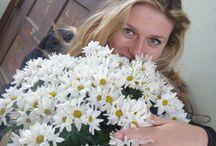 Loves me, loves me not:)) / Daisy