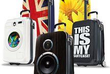 Crayz Suitcase - Valise / İlginç Bavul Tasarımları / http://dekorolog.blogspot.com/2013/06/ilginc-bavul-tasarimlari.html