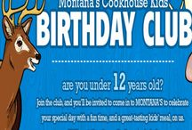 Cookhouse BDAY'S
