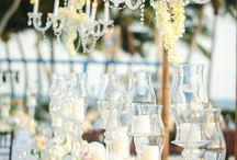 Beach Wedding Ideas / Thinking of getting married by the water? These beach wedding ideas will inspire you with everything from dresses to stationery to decor.