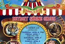 2017 Shrine Spring/Fall Circuses