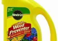 Gardening - Weed Killers