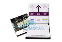 Sticky print or Post It hardcover