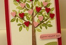Valentine/Love cards / by Sandra Guinaugh