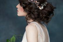 Hair wedding pins